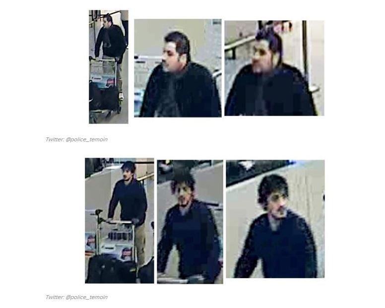 Brussels Suspect 2