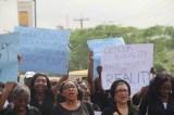 GEO BILL: Nigerian Women protest against Gender Inequality!