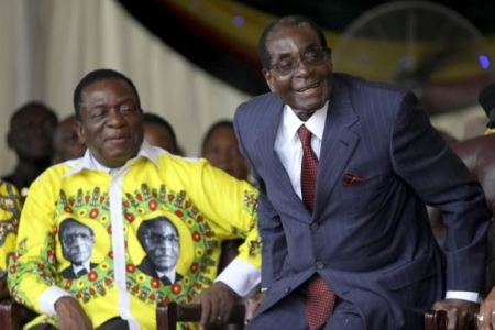Mugabe's Ruling Party Fractures as Zimbabwean Opposition Unites