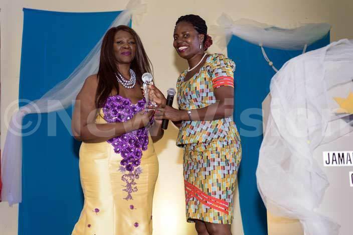 Ugandan Award 2