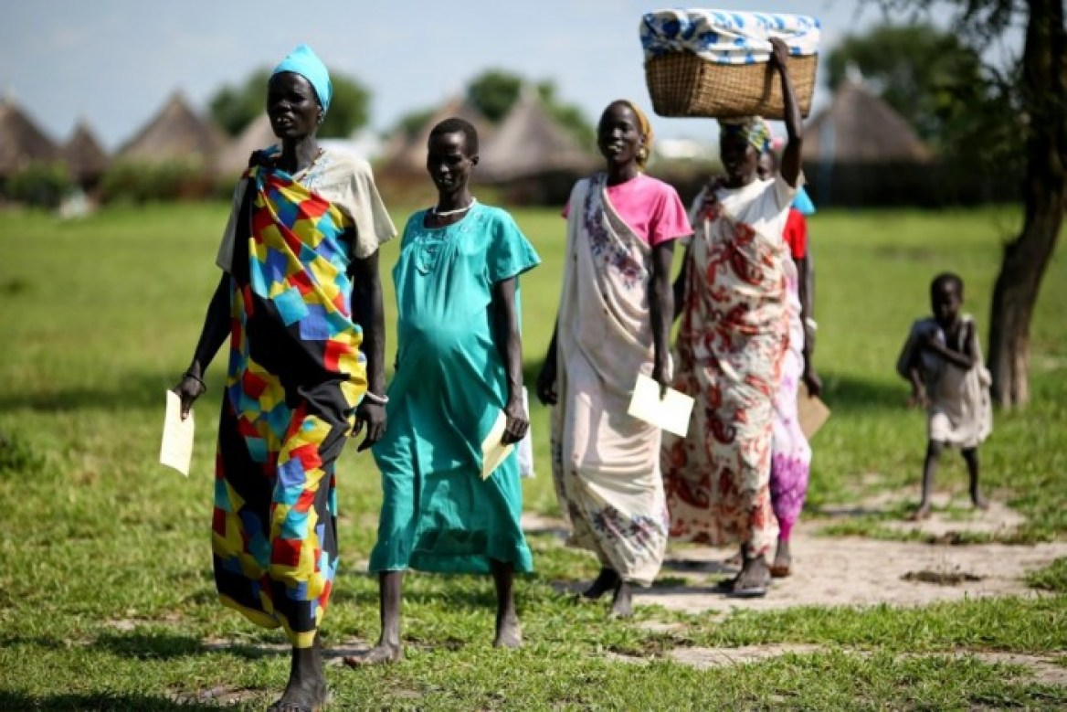 Women of South Sudan 2
