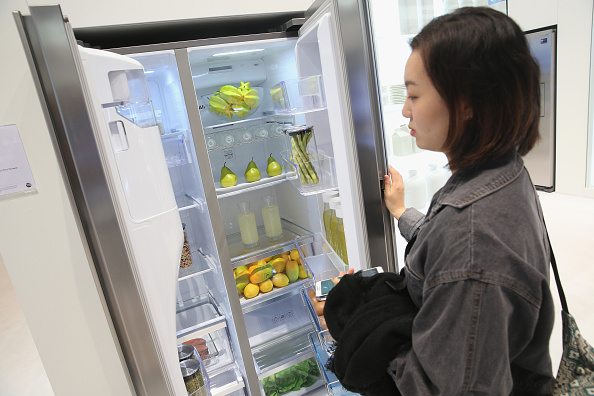 Florence Parpart has not been given much credit for her pioneering work in refrigeratorsSean Gallup/Getty Images