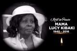 Kenya's Former First Lady Lucy Kibaki Dies In London