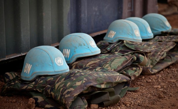 PeaceKeepers Uniform