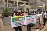 YouWin Beneficiaries Storm Finance Ministry, Protest Unpaid Grants