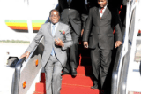 Zimbabwe: President Arrives in SA