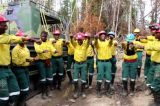 South African Firefighters in Canada to assist in Battling Raging Wildfires