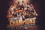 7 Inspirational Leadership Lessons From the 2016 Cleveland Cavaliers