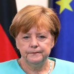 Ms Merkel has led Germany since 2005. Photograph: Kay Nietfeld/EPA