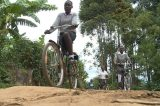 Kenyan Girls Get On Their Bikes In Pursuit Of An Education
