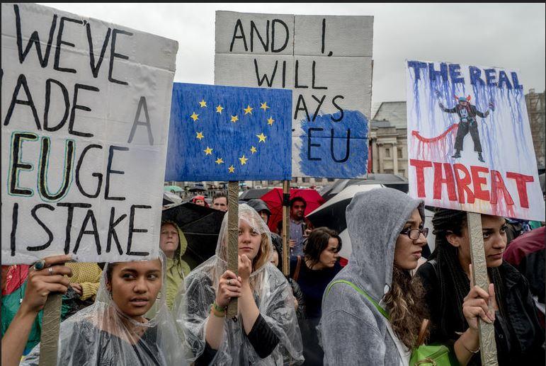 Post Brexit EU