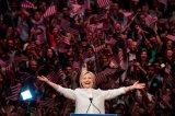 If At First You Don't Succeed: How Hillary Clinton Came Back From The Brink (ANALYSIS)