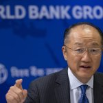 World Bank president Jim Yong Kim believes quicker access to emergency funds would have brought the Ebola outbreak in west Africa under control sooner. Photograph: Saurabh Das/AP