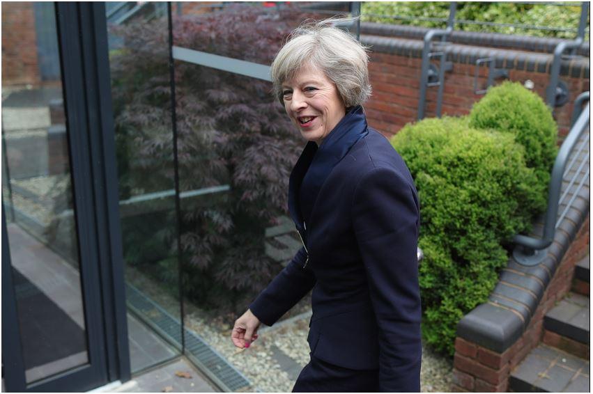 Theresa May New