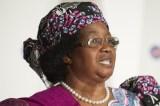 Joyce Banda 'Ready' To Serve Again