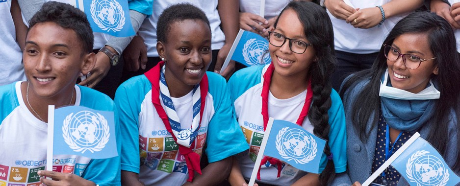 International Youth Day : Youth Engagement For Global Action