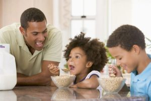 Parents are often so busy taking care of their children that they neglect their spouses.   (Dreamstime)