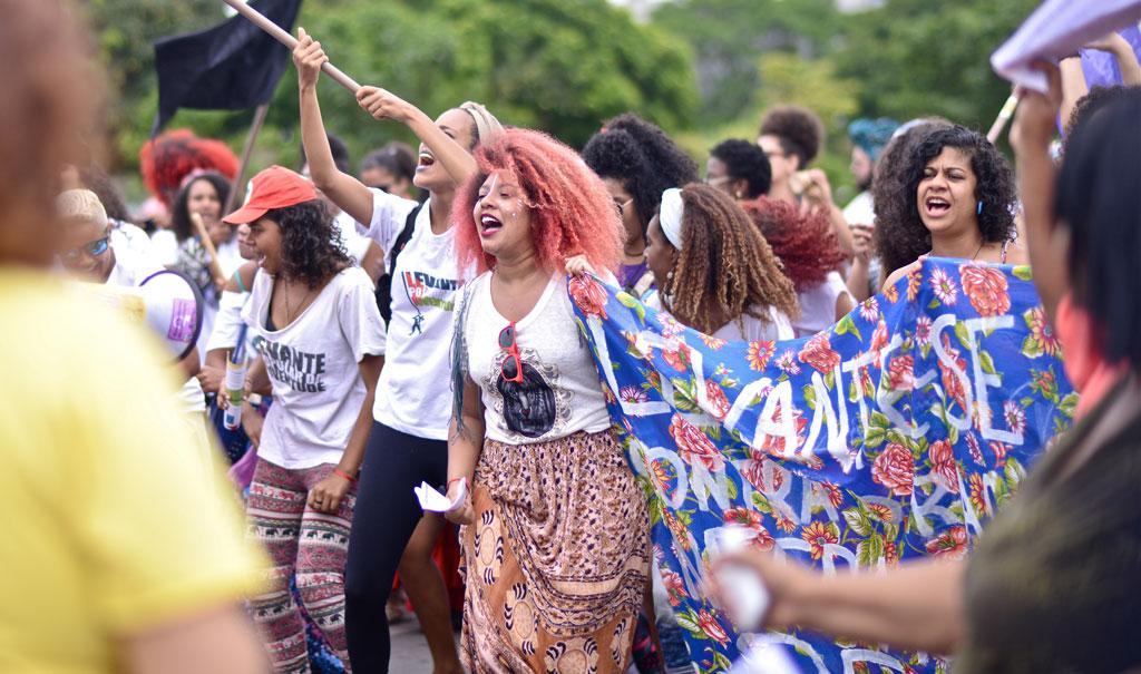 Marcha Das Mulheres Negras Photo: © Sabriya Simon