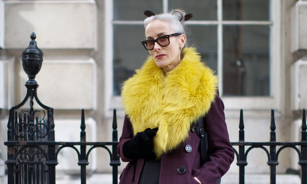 Fashion expert Caryn Franklin is backing the campaign. Photograph: Rex/Shutterstock