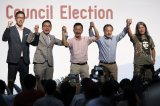China Warns New Hong Kong politicians Not To Back Independence