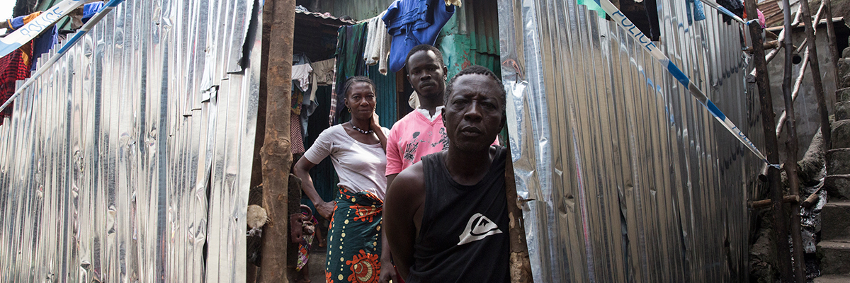 Family in Sierra Leone. UN Photo/Martine Perret