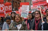 South Africa: East London Men March Against Women Abuse
