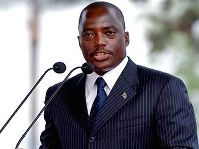 "Democratic Republic of Congo""s President Joseph Kabila"