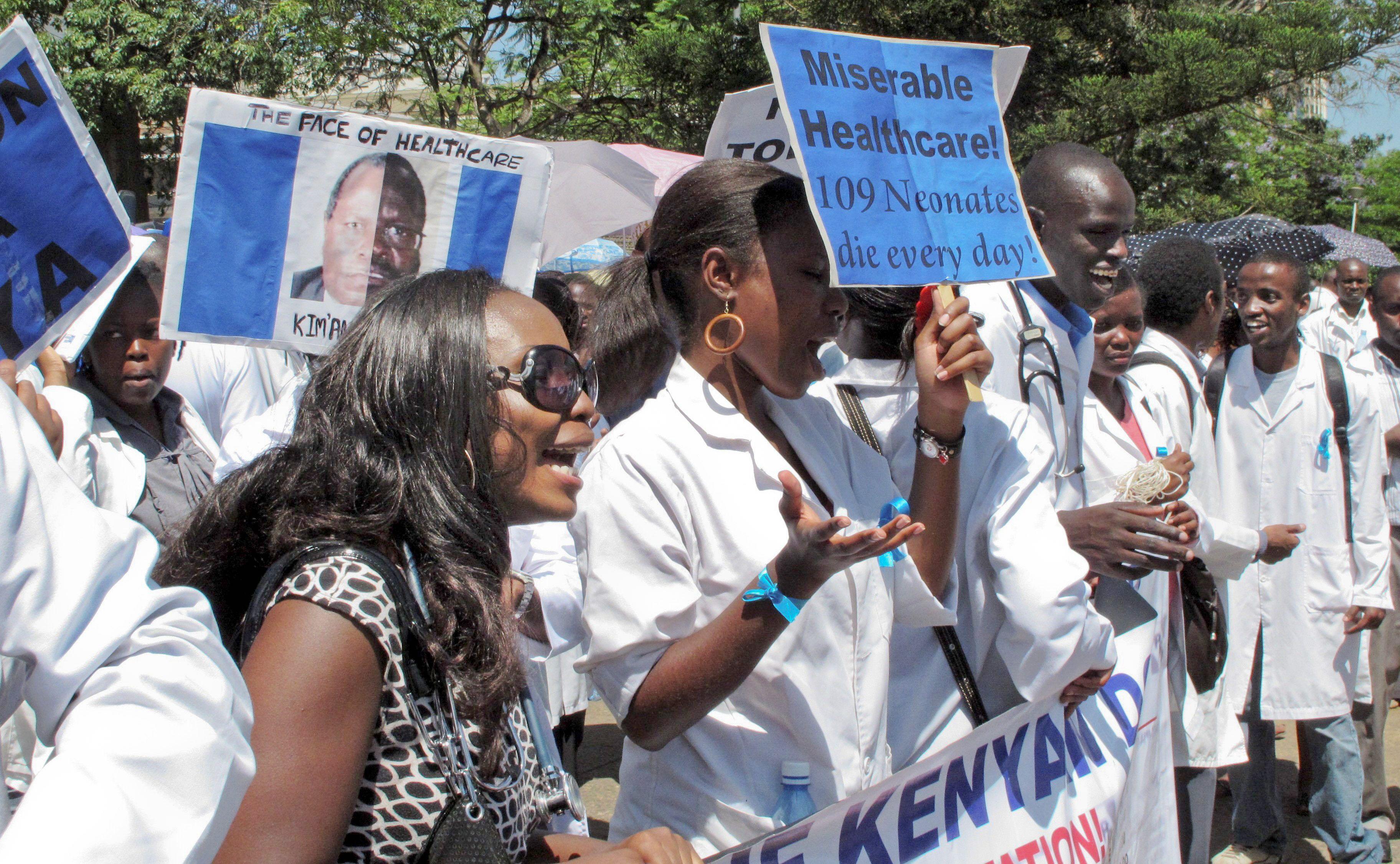 kenyan doctors