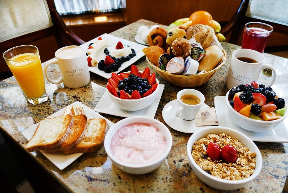 Breakfast latter