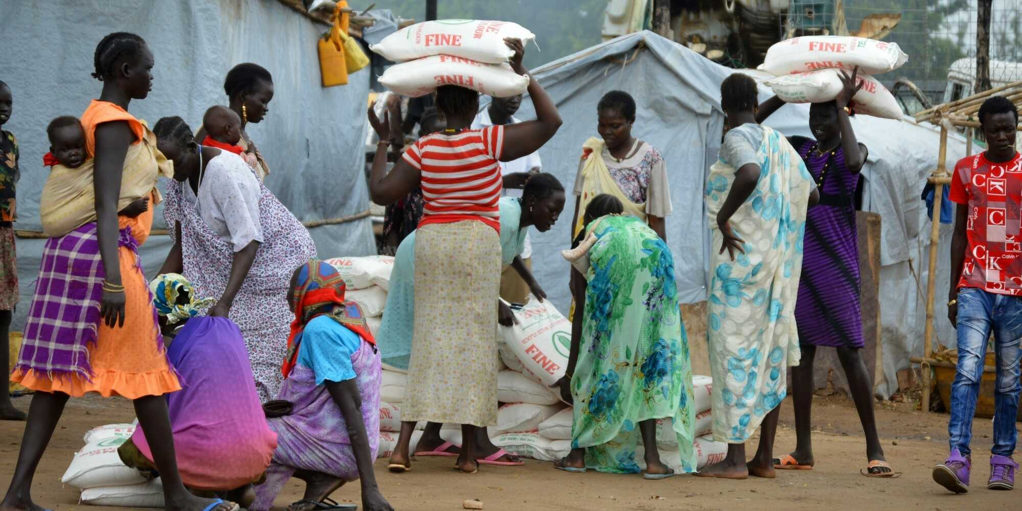 SOUTH-SUDAN-FAMINE-Relief