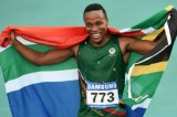 South Africa: Simbine Breaks Record In South Africa