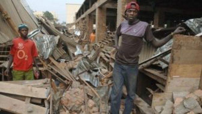 botswana earthquake