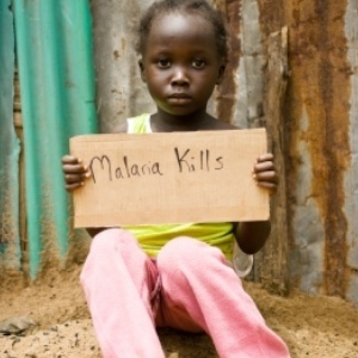 malaria kills