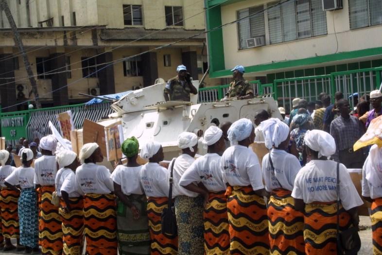 politics liberia