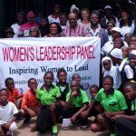 women leadership liberia