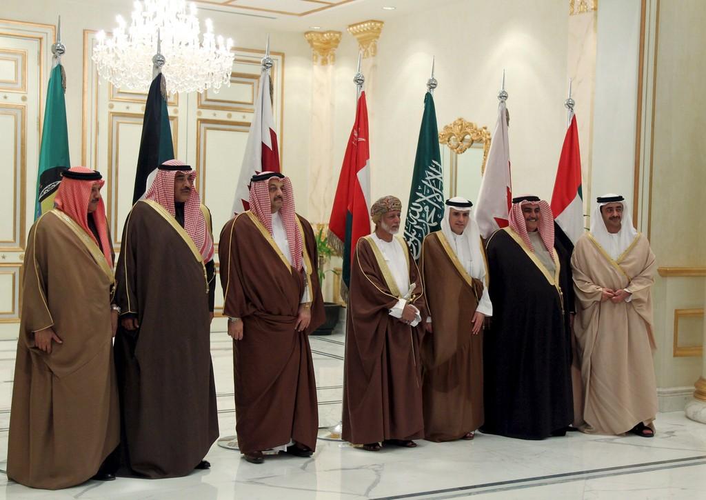 GCC Members