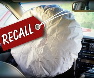 Takata, Brought Down By Airbag Crisis, Files For Bankruptcy