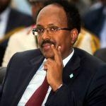 President Mohamed Abdullahi Farmaajo