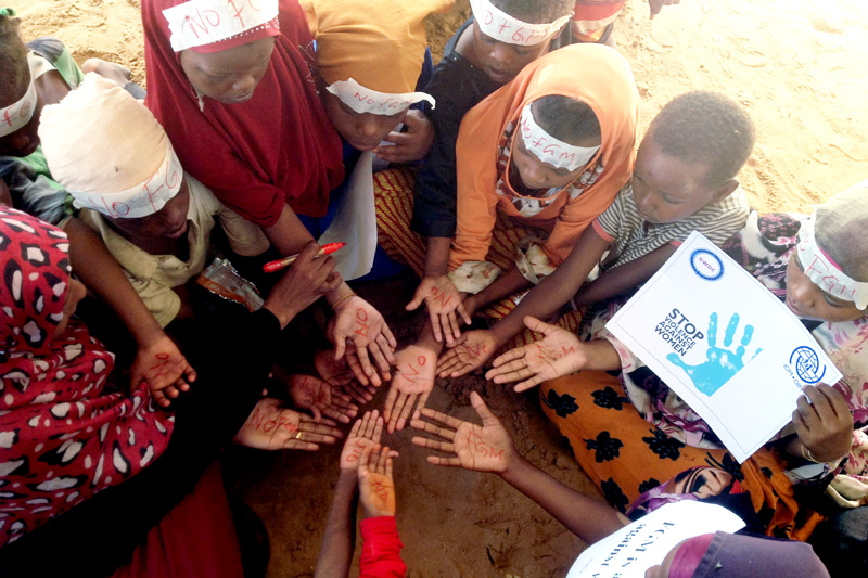war against female genital mutilation needs more action