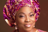 Mrs Ambode Appeals For Less Privileged Children