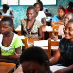 tanzania school girls