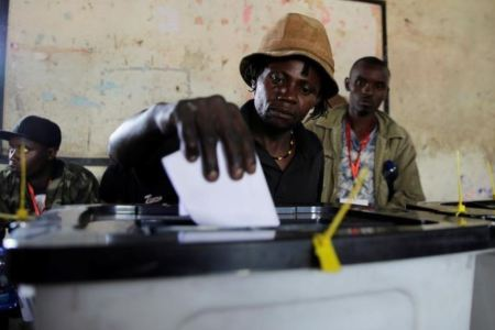 Kenyan Election Body Fighting Over 300 Lawsuits As Vote Looms