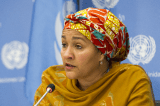 United Nations Deputy Secretary-General, Amina Mohammed Calls For The Full Participation Of Women In Peace, Security and Development Efforts