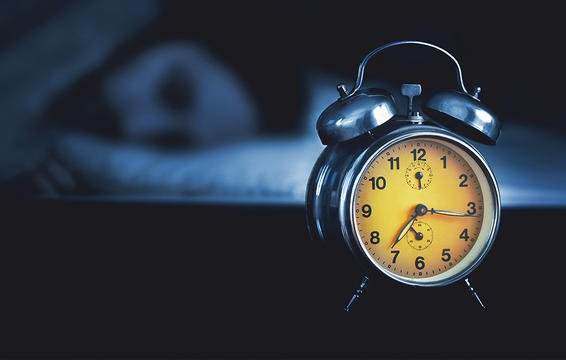 Bed side Clock
