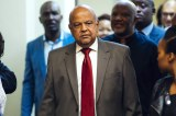 KPMG Slammed by South Africa's Pravin Gordhan Over Tax Report