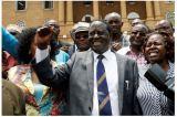 Kenya Opposition Leader Odinga Says He Will Not Share Power