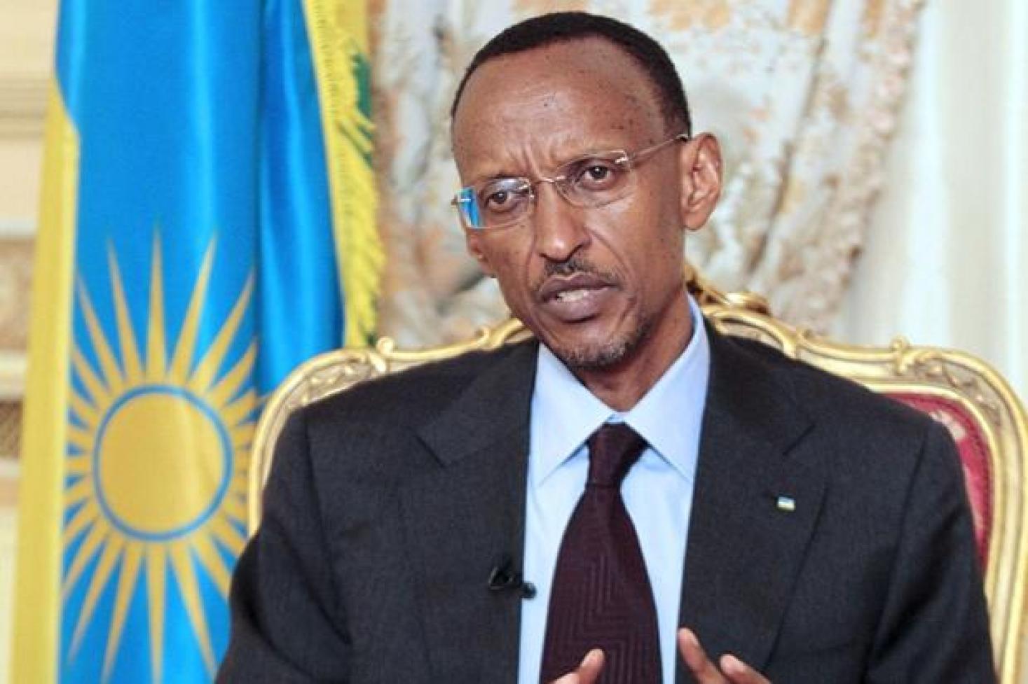 Rwandan-President-Paul-Kagame