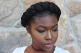 AboveWhispers Panache : The Up-Do For The Woman Of Class