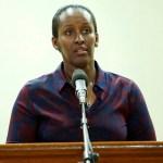 mrs kagame