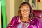 Sierra Leone's First Lady Gets To Grips With Child Marriage